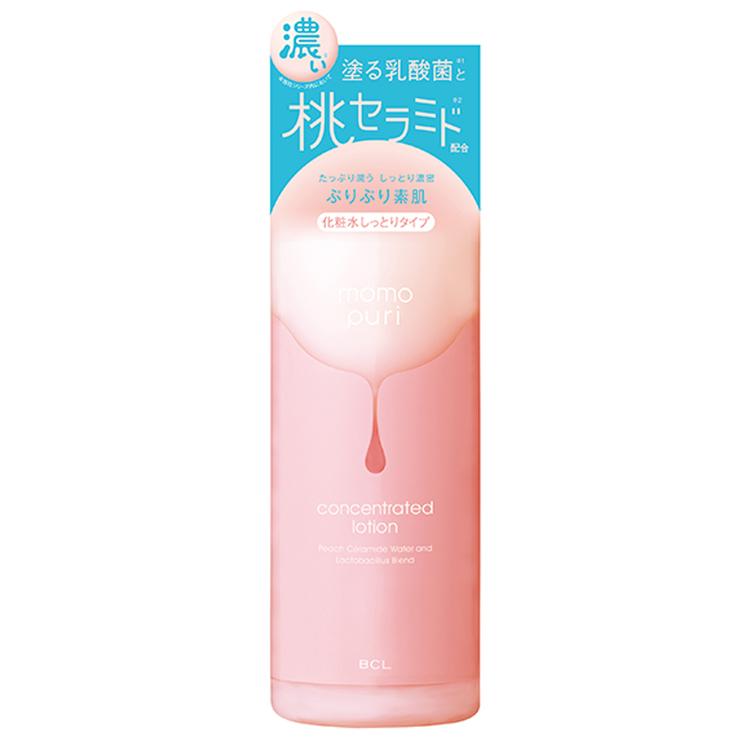 momopuri ももぷり 潤い濃密化粧水