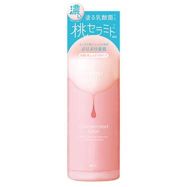 ももぷり 潤い濃密化粧水