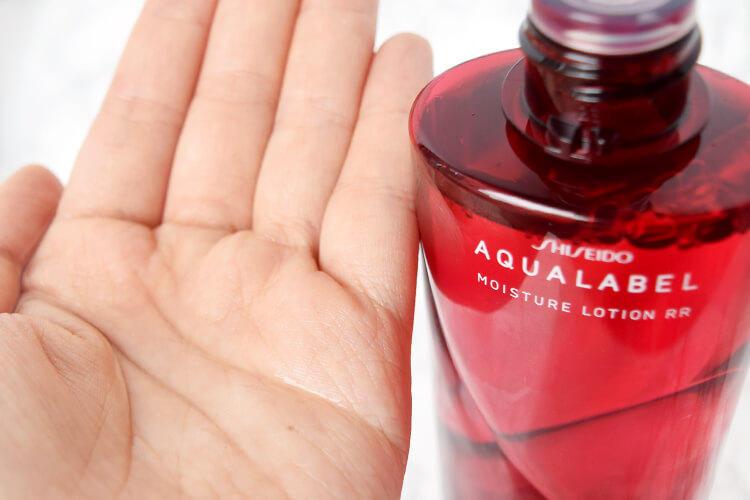 化粧 アクア 水 レーベル
