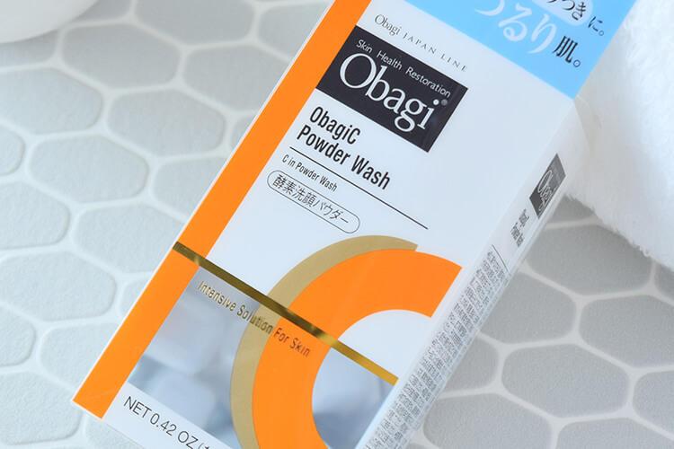 オバジ 酵素 洗顔 パウダー
