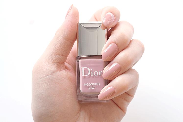 ジェルのような美しい仕上がりに。惚れ惚れするネイルはDiorピンクヴェルニで作る♡春におすすめのピンク色をピックアップ,ディオール ・【FAVORフェイバー】