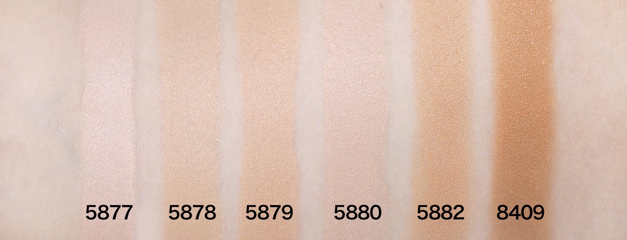 クッション ファンデ nars 【徹底比較】nars(ナーズ)クッションファンデの色選びのコツを紹介!